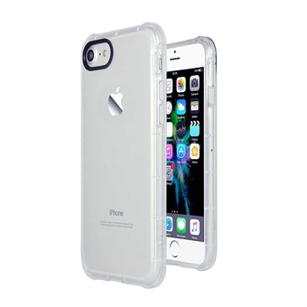 Image of   Corner protection silikonecover iPhone 7 / iPhone 8 - tranparent
