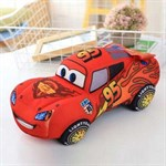 Cars Lynet McQueen bamse / pude