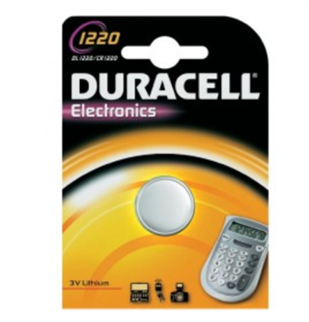 Image of   Duracell Lithium 1220 BG1