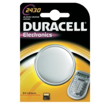 Image of   Duracell Lithium 2430 BG1