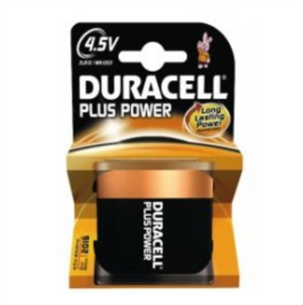 Image of   Duracell Plus Power-4,5 V(MN1203/3LR12) K1
