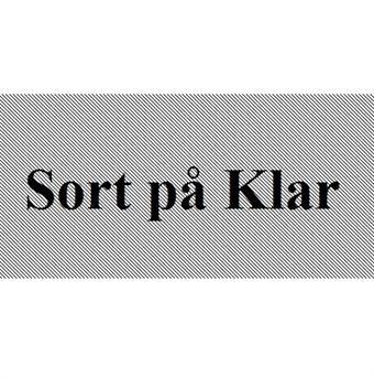 Image of   Sort På Klar 12mm Dymo D1 Tape (45010)