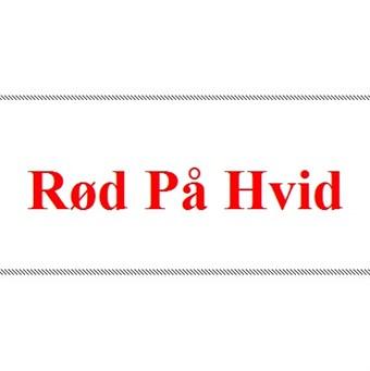 Image of   Rød På Hvid 12mm Dymo D1 Tape (45015)