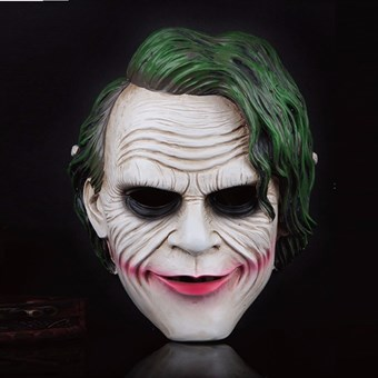 Image of   Dark Knight Joker maske