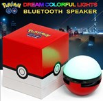 Pokeball bluetooth højttaler
