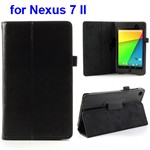 Google Nexus 7 2 - Stand Etui (sort)