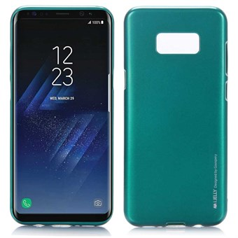 Image of   Goospery I Jelly Cover i TPU til Samsung Galaxy S8 - Grøn