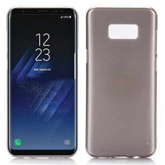 Image of   Goospery I Jelly Cover i TPU til Samsung Galaxy S8 - Guld