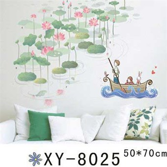 Image of   TipTop Wallstickers Blossoming Lotus