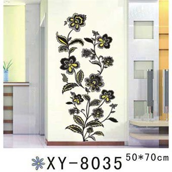 Image of   TipTop Wallstickers Blooming Flowers Style Wall Decoratio