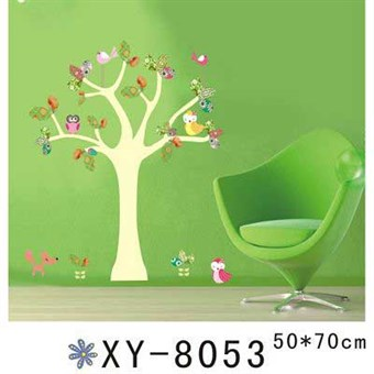 Image of   TipTop Wallstickers Birds and Tree Style Decoration