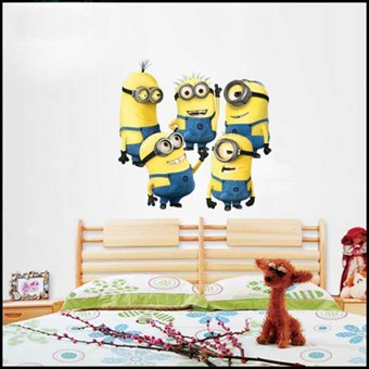 Image of   TipTop Wallstickers 3D Despicable Me