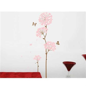 Image of   TipTop Wallstickers Beautiful Hydrangea Blooms