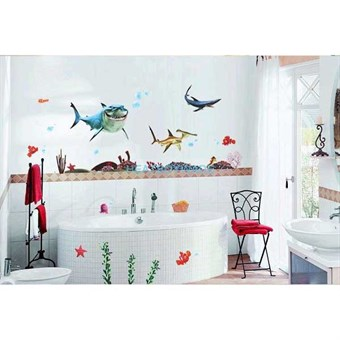 Image of   TipTop Wallstickers cartoon creative environmental