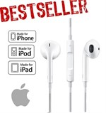 Apple EarPods Headset med remote - Fra Apple (Best Seller)