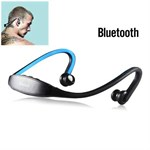 Bluetooth Sports Høretelefon (Blå)