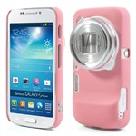 Shield Cover - S4 Zoom (Pink)