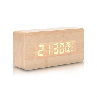 Image of   Wood ur m. alarm - Lyst display
