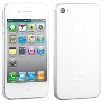 Image of   Hoco Ultra Thin Cover - iPhone 4/4S (Klar)