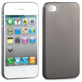 Image of   Hoco Ultra Thin Cover - iPhone 4/4S (Sort)