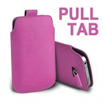 Pull Tab Case - Pink