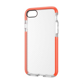 Image of   Silikone Cover til iPhone 7 / iPhone 8 - Orange
