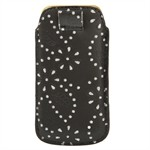 Pull Tab Case - Black (bling edition)