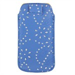 Pull Tab Case - Blue (bling edition)
