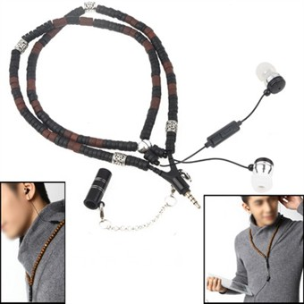 Image of   Necklace Headphones - Amulet