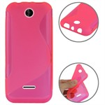 S-Line Silikone Cover - Nokia 225 (Pink)