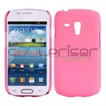 Simpel Plastik Cover Galaxy S3 Mini (Pink)