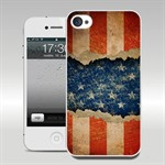 Tip Top iPhone 4/4S Cover - Retro USA