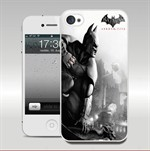 Tip Top iPhone 4/4S Cover - Batman