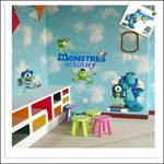 Wall Stickers - Monsters Ink.