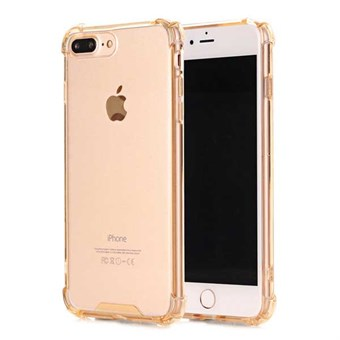 Image of   Acrylic Safety Cover til iPhone 7 Plus / iPhone 8 Plus - Guld