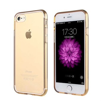 Image of   Perfect Silly Cover til iPhone 7 / iPhone 8 - Guld