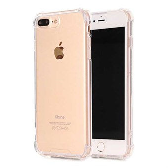 Image of   Acrylic Safety Cover til iPhone 7 Plus / iPhone 8 Plus - Transparent