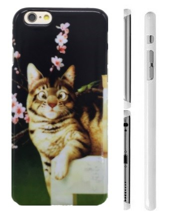Image of   TipTop cover mobil (Flower cat)