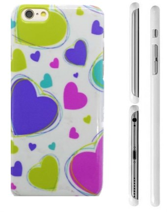 Image of   TipTop cover mobil (Color heart)