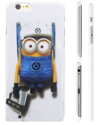 Image of   TipTop cover mobil (Builder Minion)