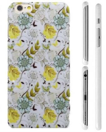 Image of   TipTop cover mobil (Flower Sketch)