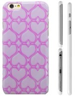 TipTop cover mobil (Pink Hearts)