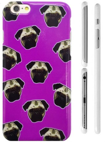 Image of   TipTop cover mobil (Pink PuG)