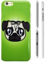 TipTop cover mobil (Cute Pug)