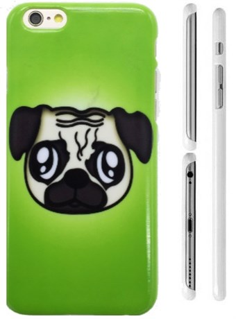Image of   TipTop cover mobil (Cute Pug)