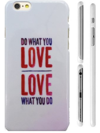 Image of   TipTop cover mobil (Do what you love)