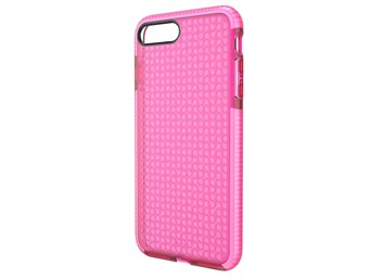 Image of   Simple Dot Cover til iPhone 7 Plus / iPhone 8 Plus - All Pink