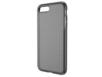 Image of   Simple Dot Cover til iPhone 7 Plus / iPhone 8 Plus - Sort