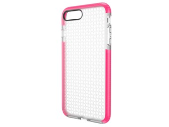 Image of   Simple Dot Cover til iPhone 7 Plus / iPhone 8 Plus - Pink