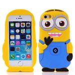 Silikone Minion Hey Cover til iPhone 5/5S/SE